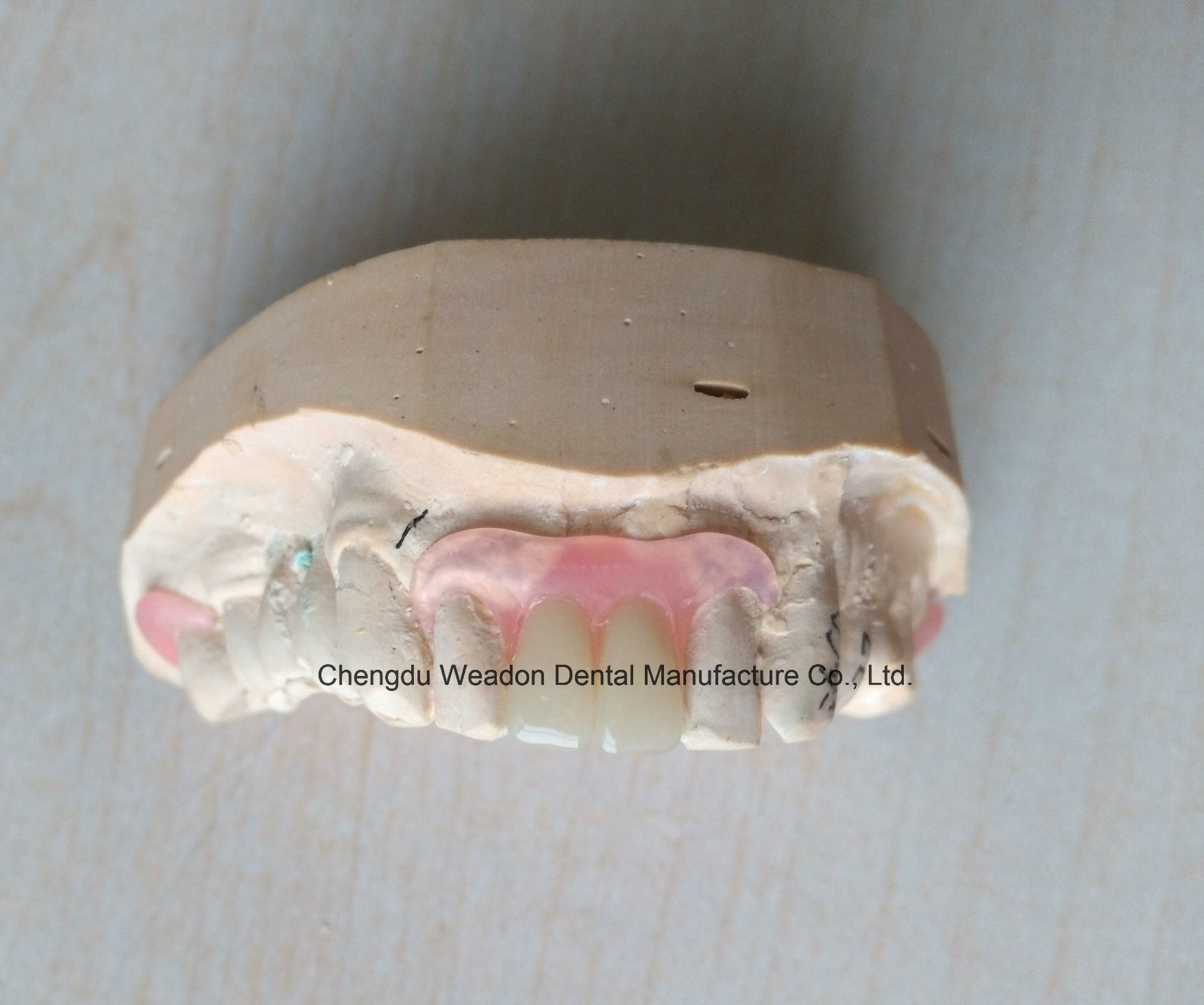 Felixble Denture From Chinese Dental Lab