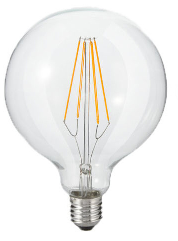 LED G80 Filament Light Bulb 6W 8W 10W 12W 14W 16W 18W for Energy Saving