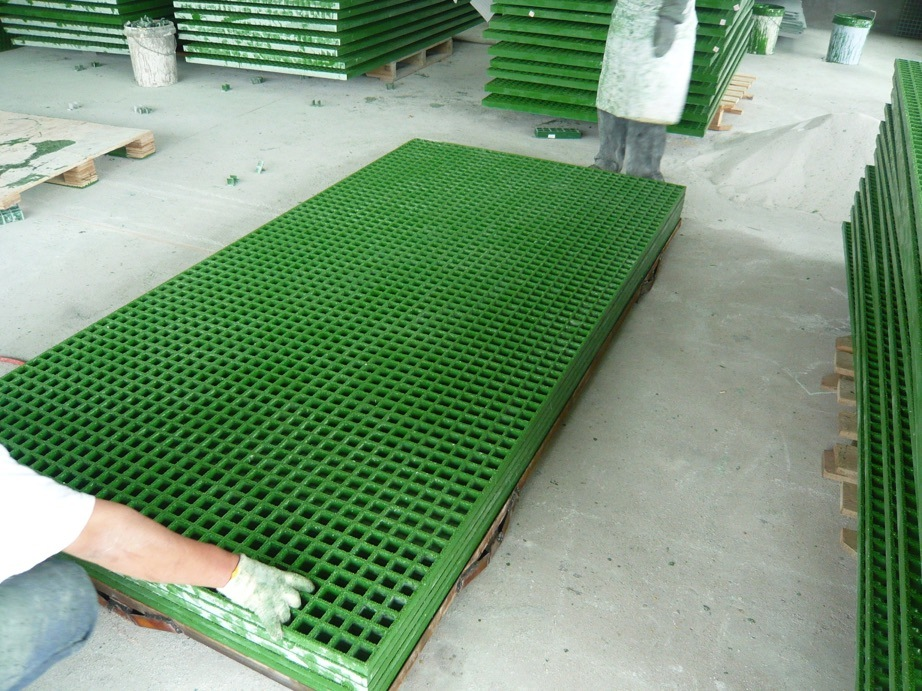 Fiberglass Grating, High Quality FRP/GRP Products