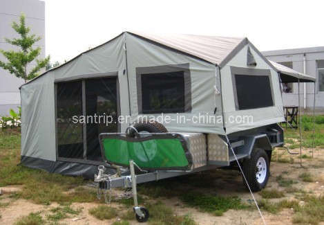 Camper awning screen rainwear for Breezeway screen room