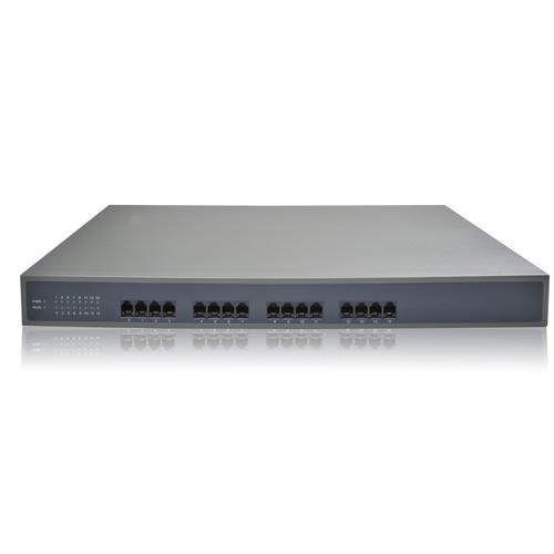 16FXS Ports Gateway With RJ11 DAG2000-16S
