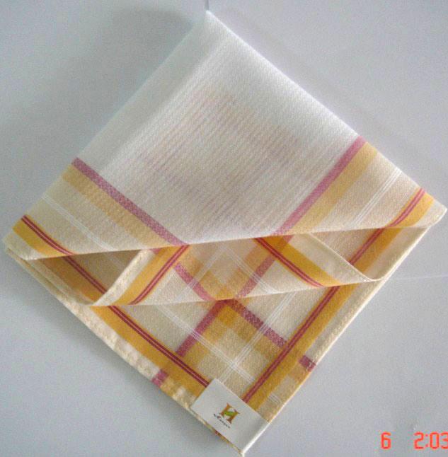 Handkerchief Use In Food Service