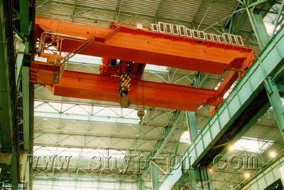 200t Dual-Beam Bridge Crane with ISO9001