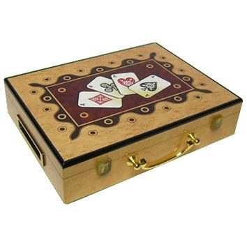 Poker chip case wcb302 china poker chip set wooden poker chip
