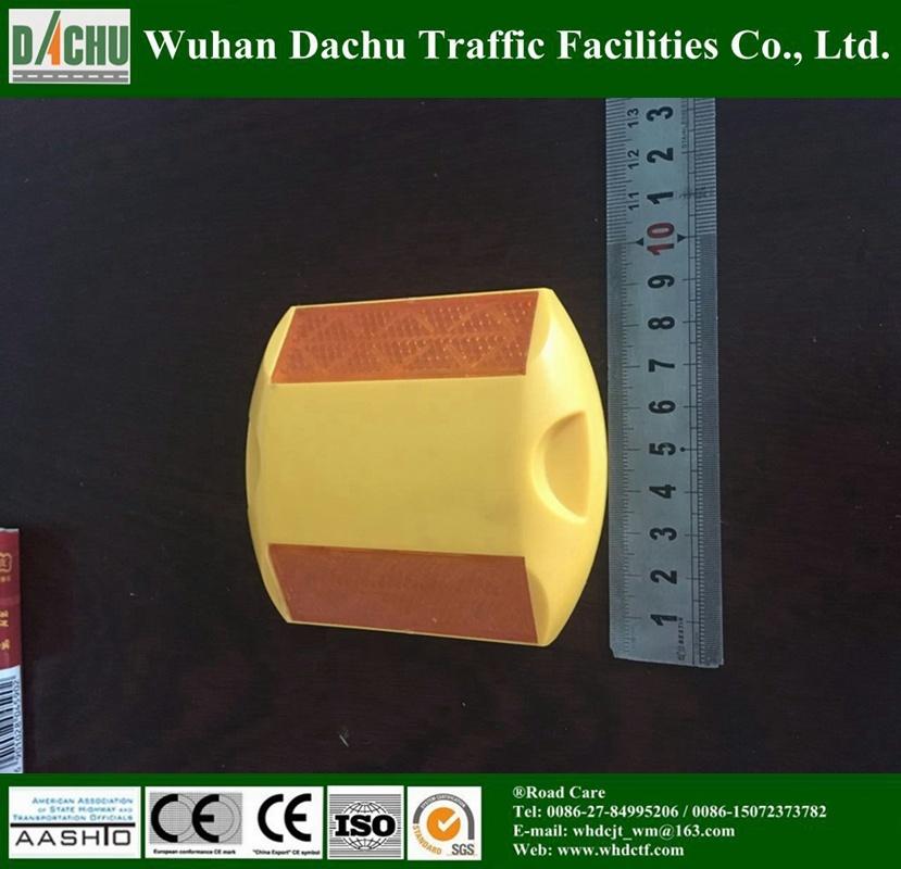 Double Side 3m Reflector Plastic Road Stud