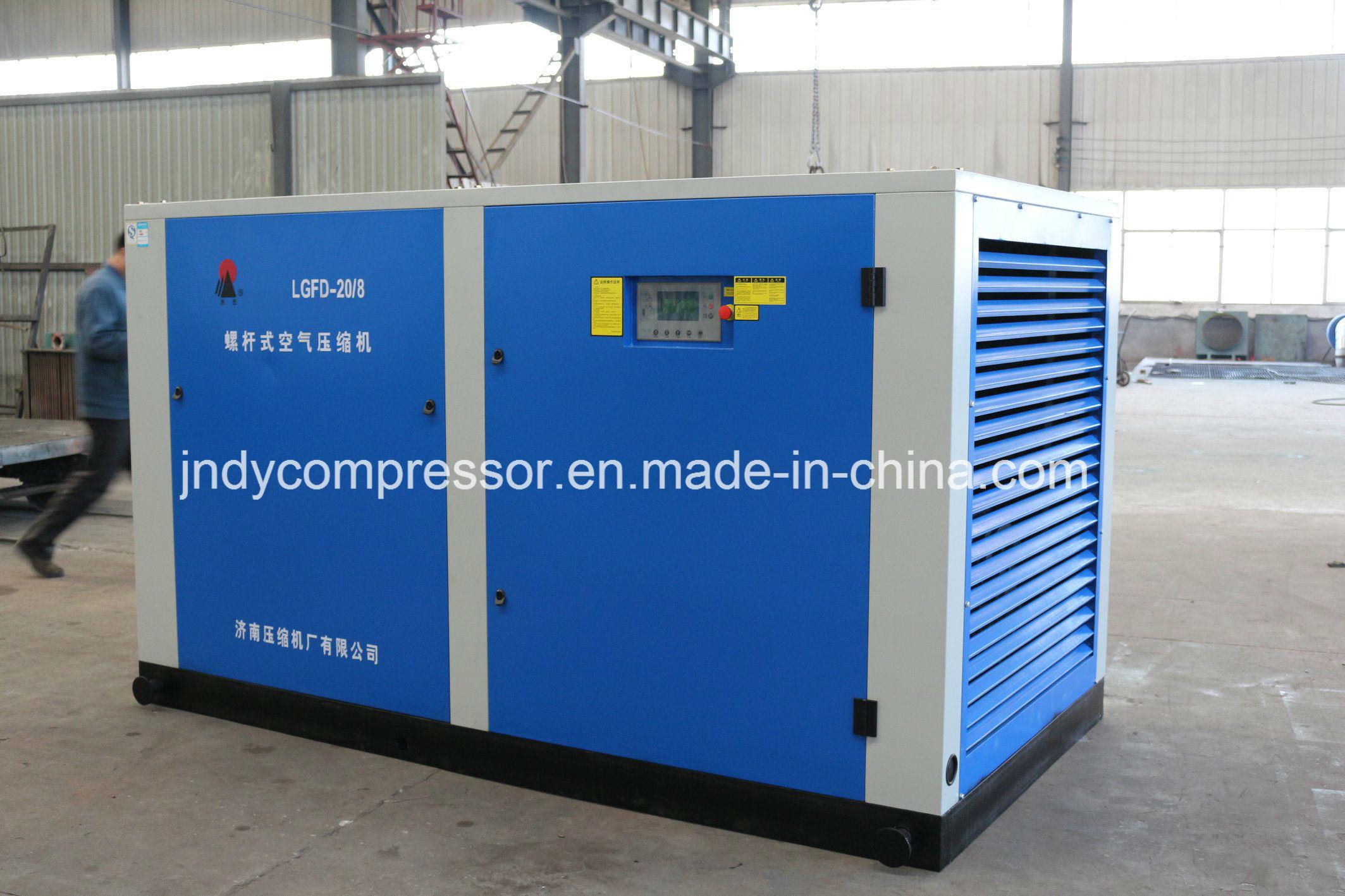 High Pressure Screw Type Air Compressor