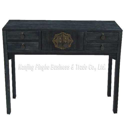 China bamboo furniture bamboo side table bamboo long for Long narrow side table