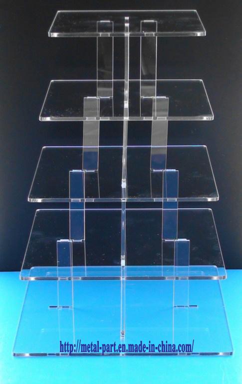China Acrylic Cake Stand CS A 0005