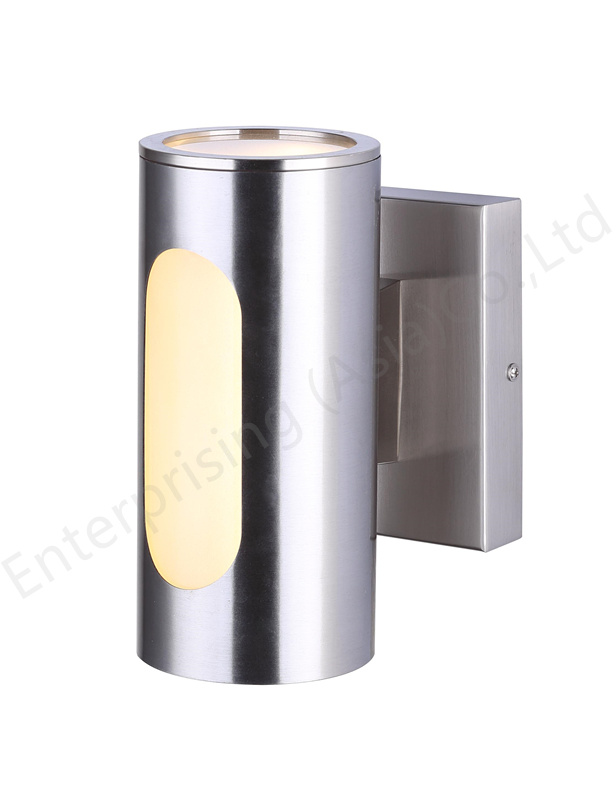 Brushed Nickel Wall Sconce LED Wall Lamp