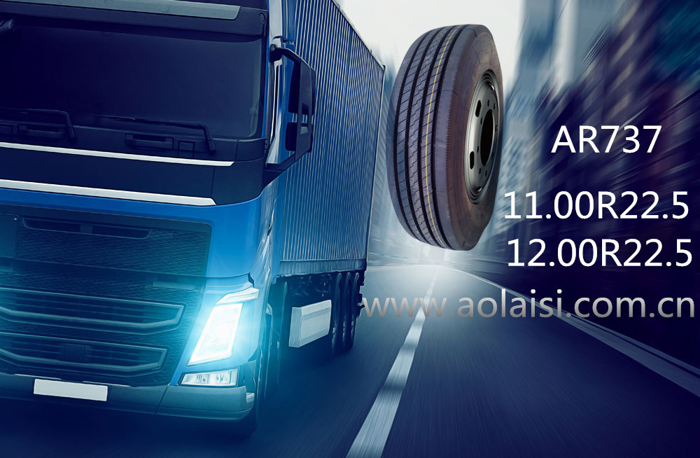11r22.5 12r22.5 Bus & Truck Tubeless Tire with ISO9001 and DOT Certification