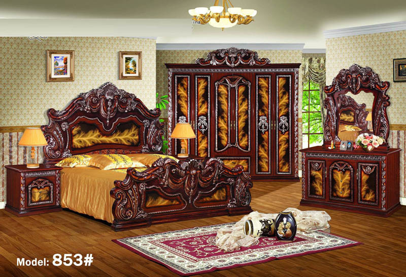 China Bedroom Sets KW 853 China Bedroom Sets Furniture Bedroom