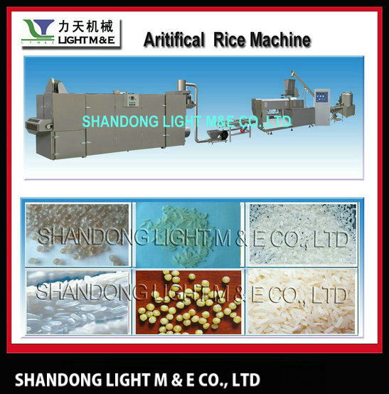Artificial Rice Processing Line (LT85)