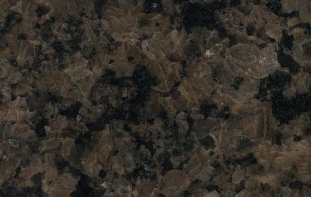 Tropical Brown Granite : China tropical brown granite tile slab