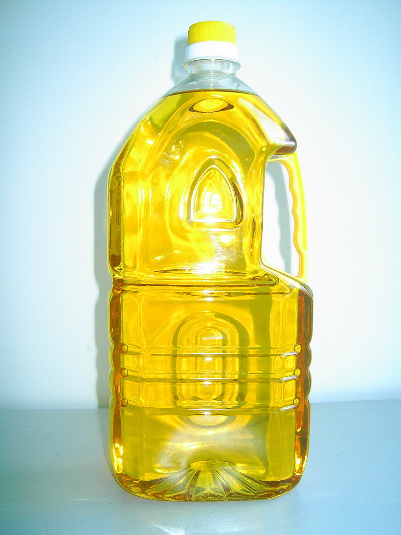100% Pure Refined Sunflower Oil (Cooking oil)