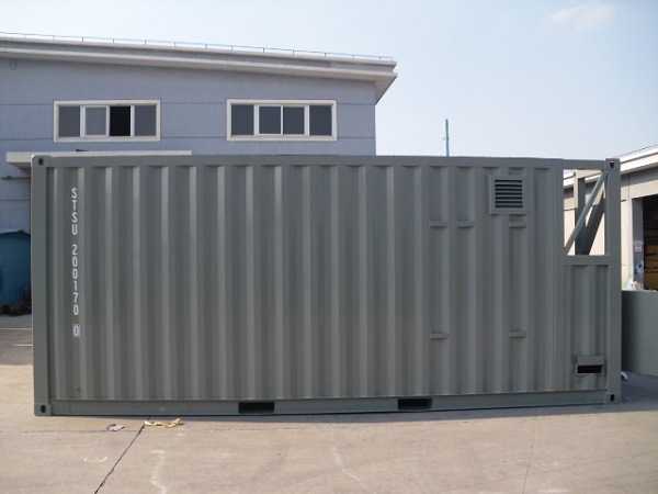 Container Fuel Tank (LSB20)
