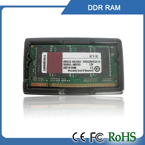 Laptop DDR1 1GB DDR RAM 400MHz