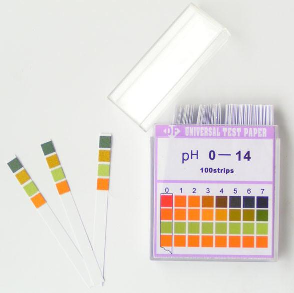 ph paper scale