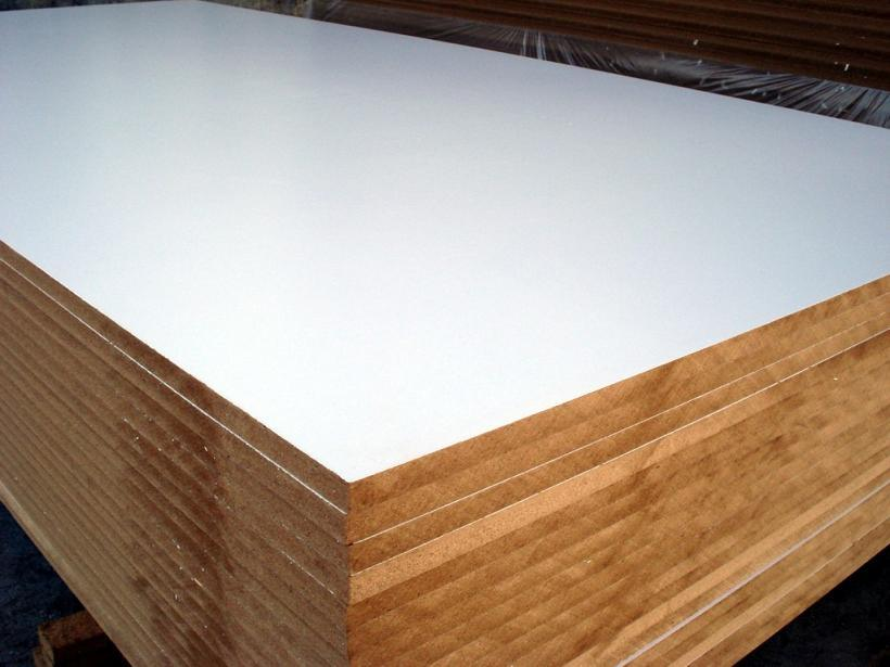 China White Melamine Mdf China Melamine Mdf Mdf