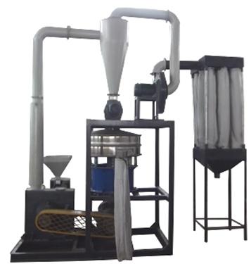 Plastic/PVC/PE/PP Milling Machine