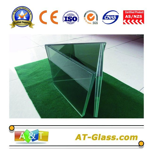6.38mm Laminated Glass Tempered Glass Safety Glass, Deep Processing