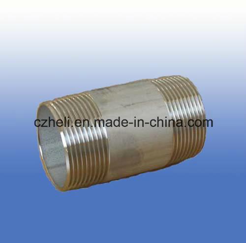Stainless Steel Barrel Nipple (BN) 150lb