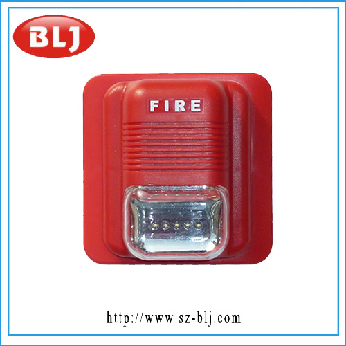 and light fire alarm fire siren with strobe siren buzzer fire alarm. Black Bedroom Furniture Sets. Home Design Ideas