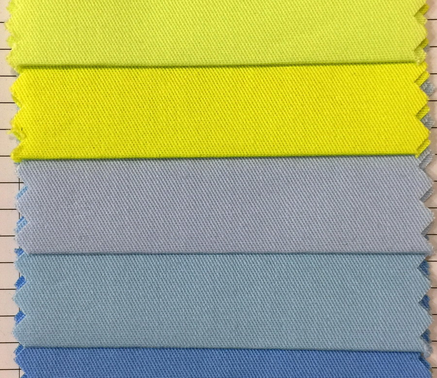 Thin Twills Imitation Tencel 100% Cotton Fabric