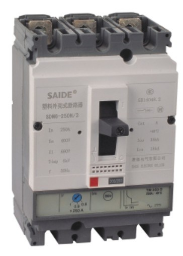Sdm6 Series Circuit Breaker (800A)