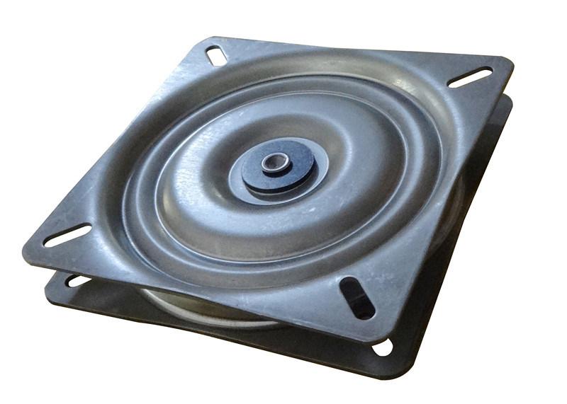 7′′ Durable Full 360 Degree Rotation Bar Chair Stool Swivel Plate