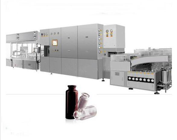 Vial Filling Line, Liquid Filling Machine, Powder Filling Machine