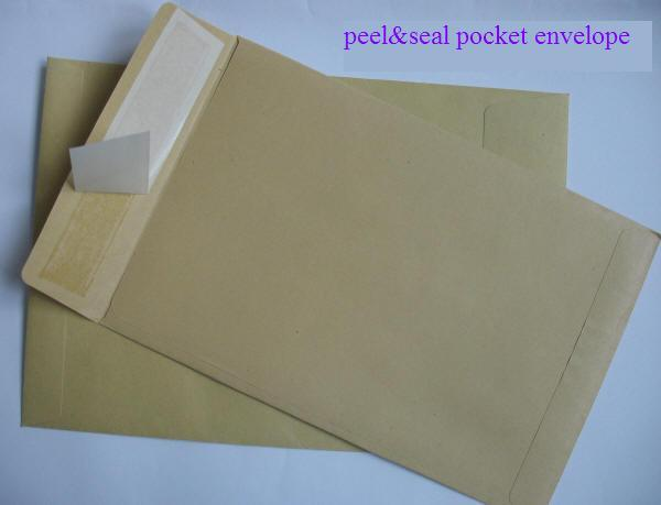 Peel/Seal Envelopes