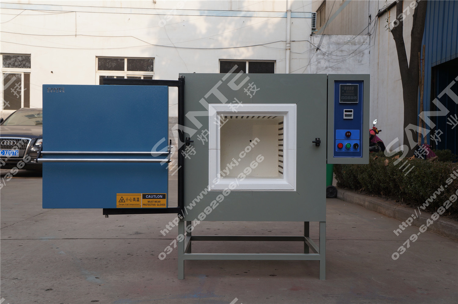 Industrial Electric Resistance Furnace, Quenching Furnace