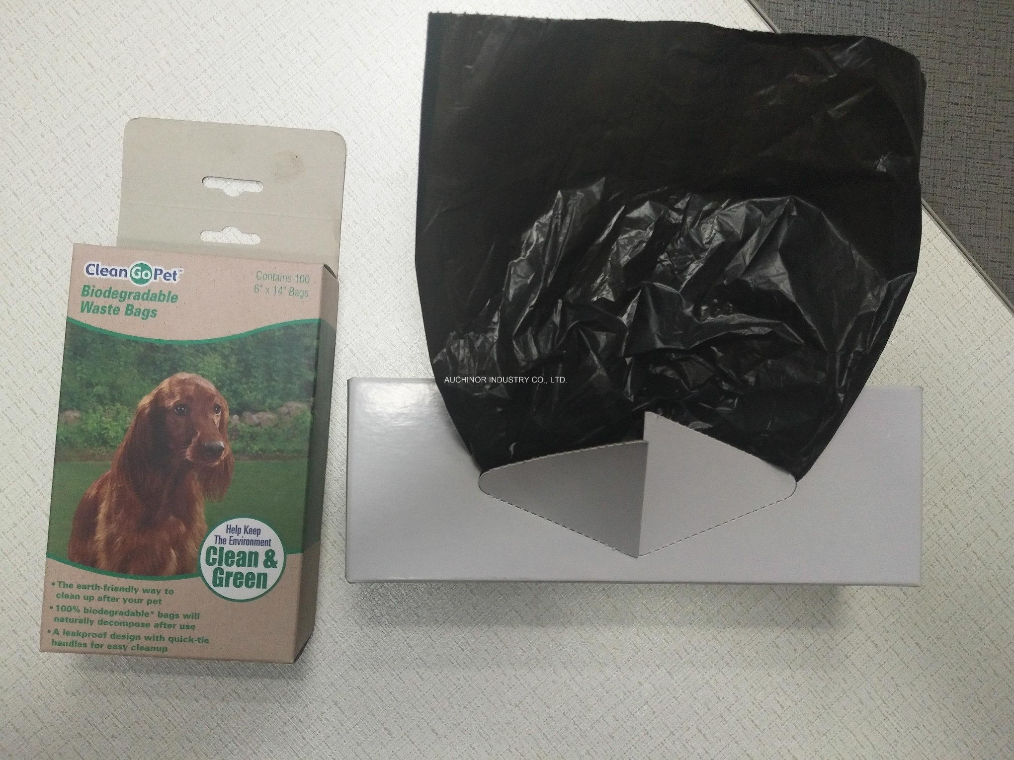 Black or Grey Dog Poop Bag