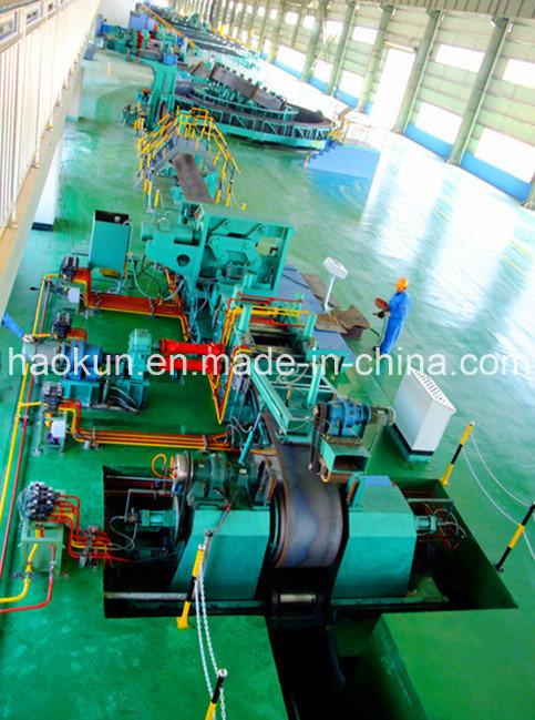 ERW Pipe Making Machine Longitudinal Welded Pipe Machine
