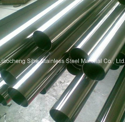 ASTM Stainless Steel Polishing Tube (300 series)