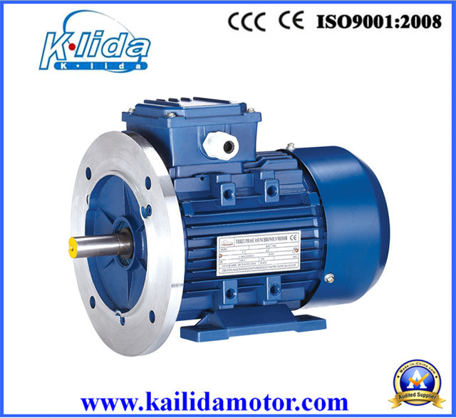 Ms Aluminium Three Phase Induction Motor 1.1kw
