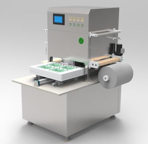Modified Atmosphere Packaging Sealing Tray Machine