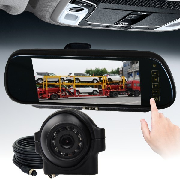 Mirror Monitor Backup Camera Systems for Vehicle