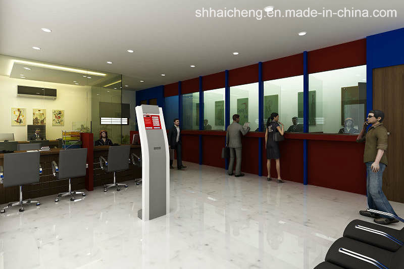 ISO Bank Office Container/Telecommunication Service Center (shs-fp-commercial007)