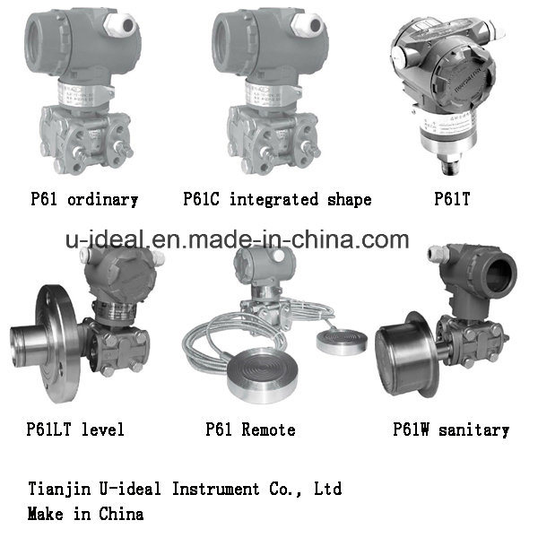 Capacitance Level / Differential Pressure Transmitter Sensor