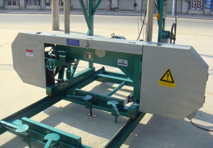 Diesel Engine Portable Sawmill Mj1000