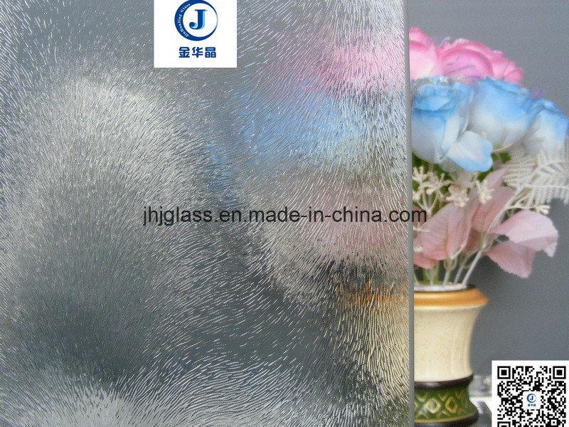 Sell 3-6mm Patterned Glass (Nashiji, Flora, Millennium, Mistlite, Karatachi, Mayflower)
