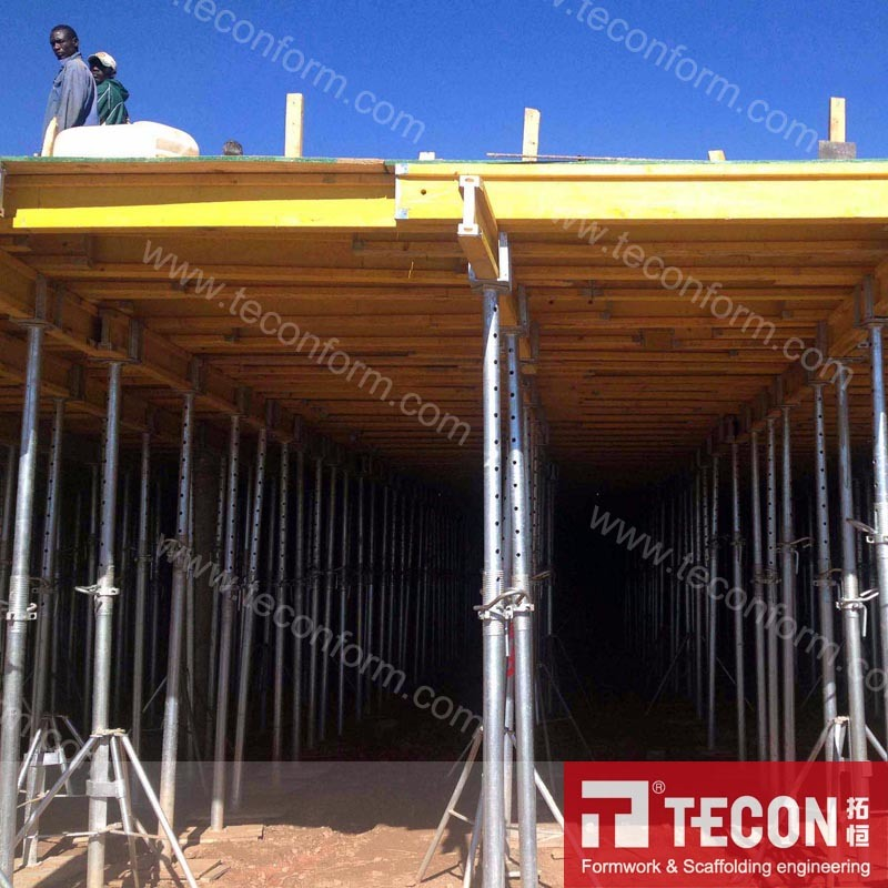 European Standard Heavy Duty Steel Prop for Shoring