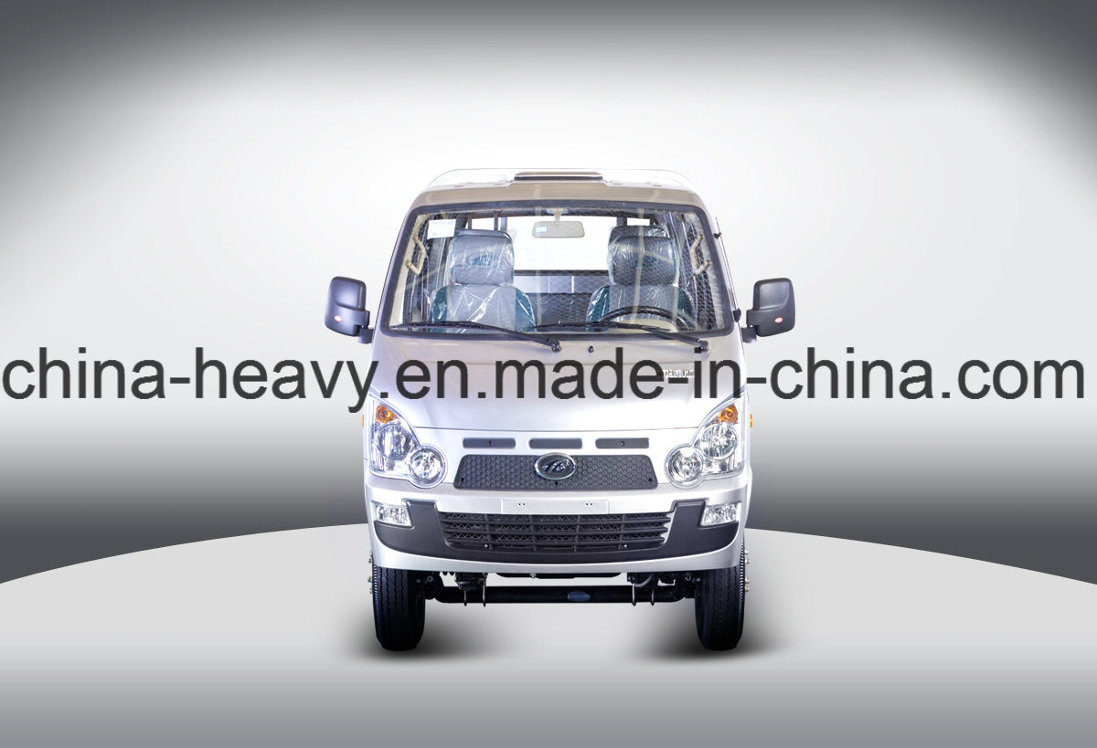 Hot Sale Rhd/LHD 1.2L Gasoline 62.5 HP Single Row Mini/Small Cargo Lorry Truck