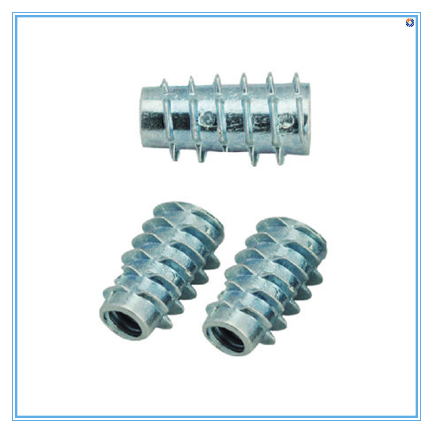 Steel Set Screw with Zinc and Yellow Zinc