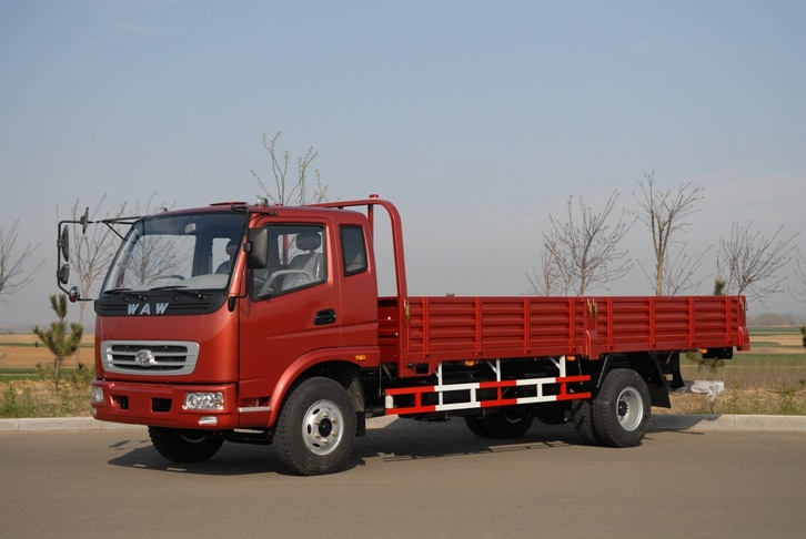 Truck with 4110 Engine