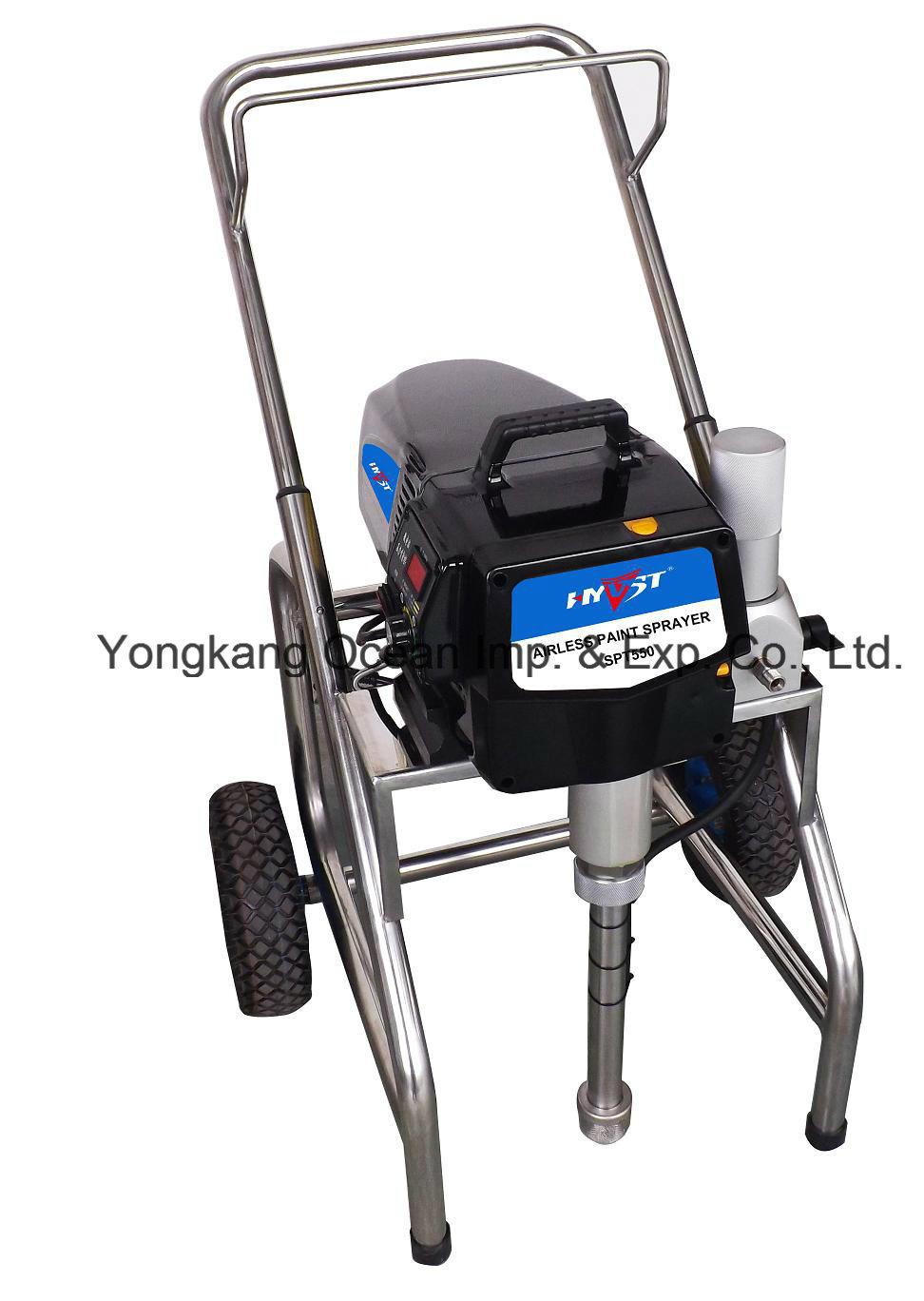 Hyvst Electric High Pressure Airless Paint Sprayer Spt550