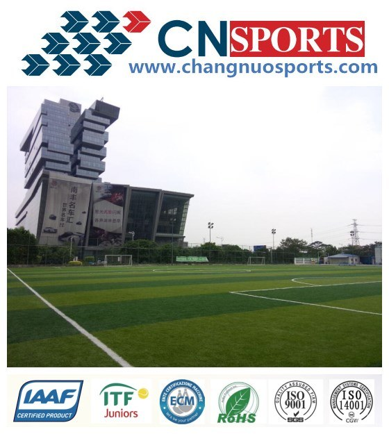 Multi Color Professional Soccer/Football Synthetic Artificail Grass Turf