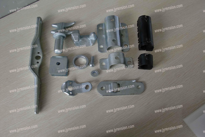 Container Door Lock Gear Parts