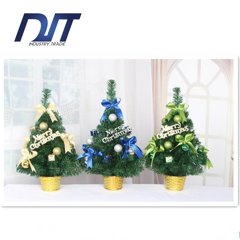 Bow Bonsai Small Christmas Tree Luxury Package Tree Wholesale